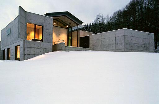 德国现代别墅 - 中国展览设计网 国外展台搭建 展览
