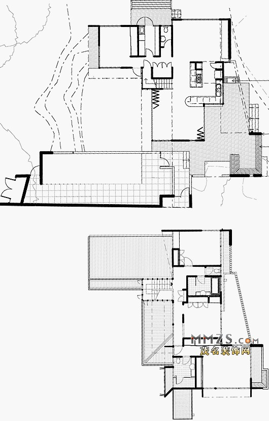 国外房屋设计图片 澳大利亚别墅外观