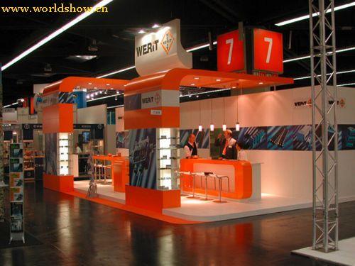 德国展展台展览设计效果图欣赏3