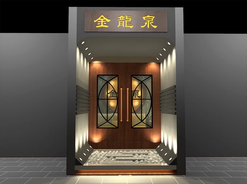 房产展展台展位设计制作效果图欣赏