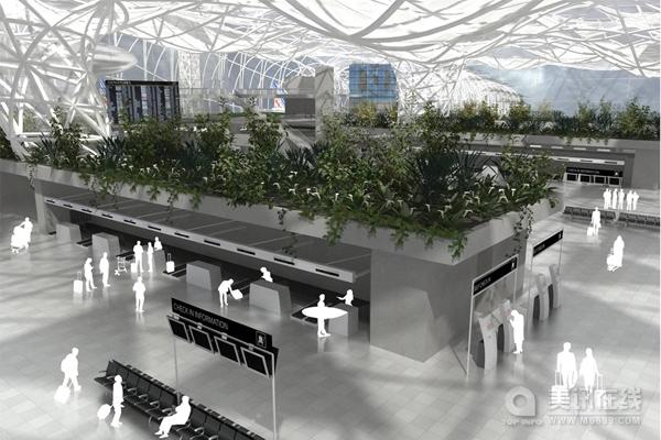 小型飞机场设计方案