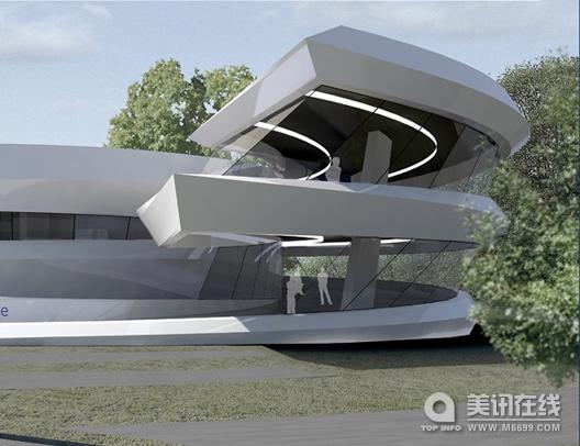 德国海德尔堡天文馆 - 中国展览设计网|国外展台搭建