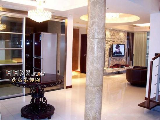 上海復式房室內裝修5幅圖片