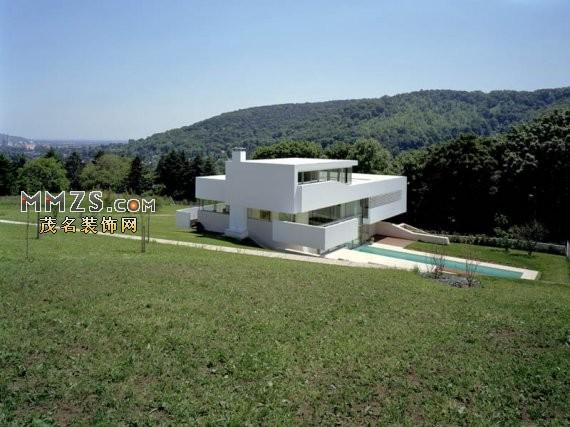 国外房屋赏析图片 奥地利别墅外观