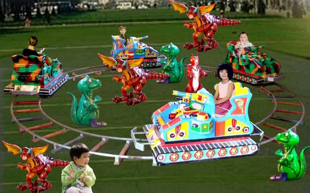 儿童游乐场田园列车 - 中国展览设计网|国外展台搭建
