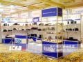 2010 CES 耳神音箱展位由励展设计搭建