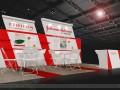 国外红白色调展位设计欣赏 (3)